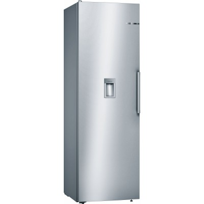 Bosch Serie 4 KSW36VI31Z 346L Single Door Full Fridge S/Steel Look