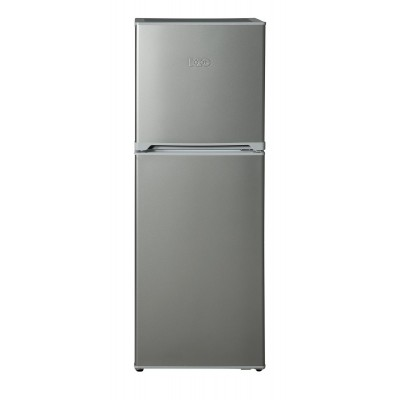 KIC 170L Metallic Combi Fridge