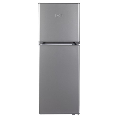 KIC 215L Metallic Combi Fridge