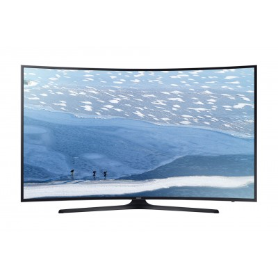 "Samsung 55"" Curved UHD LED TV"