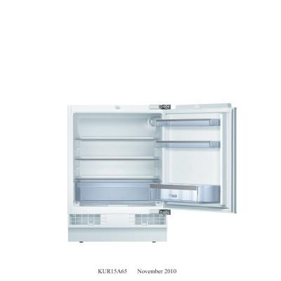 Bosch Serie 6 KUR15A65 141L Built-Under Fridge-Freezer