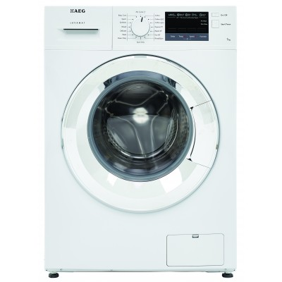AEG L34173W 7KG White Front Loader Washing Machine