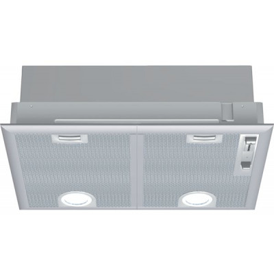 Siemens LB55565 530mm Silver Canopy Extractor