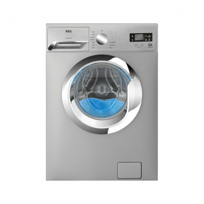 AEG LE6F3820SX 8KG Stainless Steel Front Loader Washing Machine