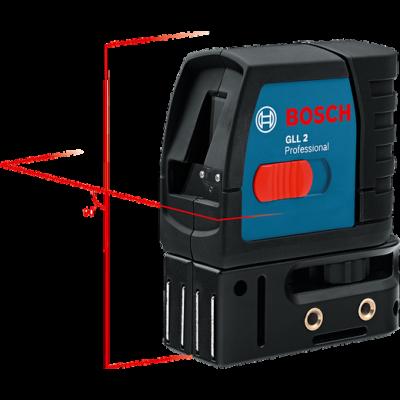Bosch 0601063A01 GLL 2 Professional Line Laser