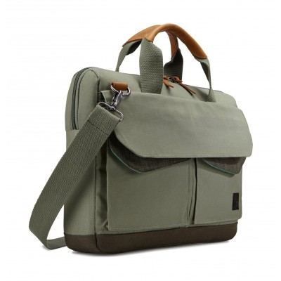 "Case Logic LODA ATTACHE 14"" PETROL GREEN"