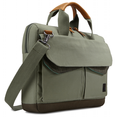 "Case Logic LODA ATTACHE 15.6"" PETROL GREEN"