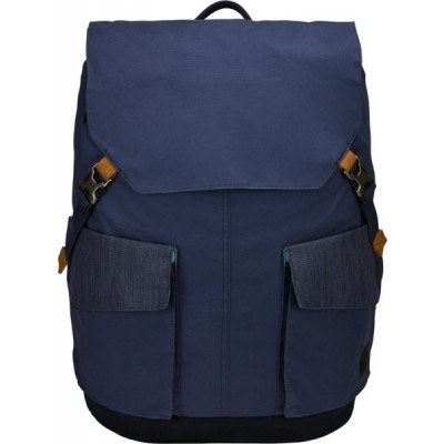 "Case Logic LODO 15.6"" DAYPACK DRESS BLUE"