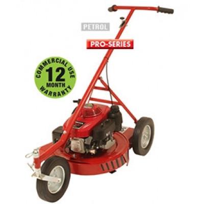 Lawnstar LSMS 1652 H Sprinkaan Petrol Brush Mower Honda GVX160 3 Wheeler