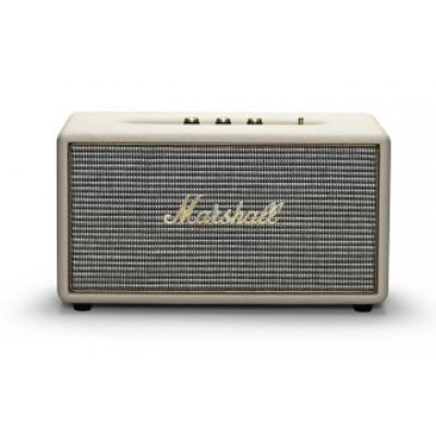 Marshall Stanmore Cream Bluetooth Speaker