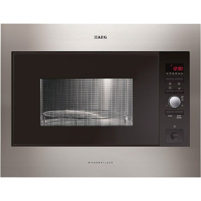 AEG 26L Grill Built -In Microwave