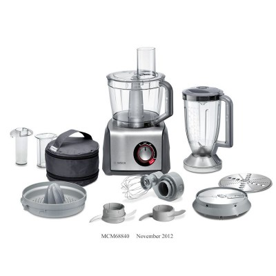 Bosch MCM68840 1250W Graphite Kitchen Machine