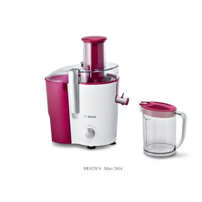Bosch 700W White/Cherry Juicer