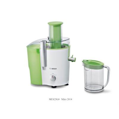 Bosch 700W White/Green Apple Juicer