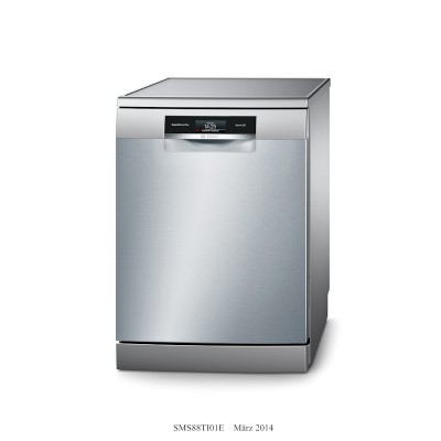 Bosch 14 Place Inox Dishwasher