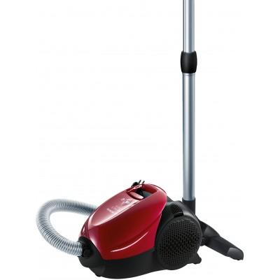 Bosch BSN1701RU 1700W Red Bagged Vacuum Cleaner