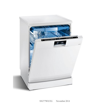 Siemens White 14 Place Speed Dishwasher