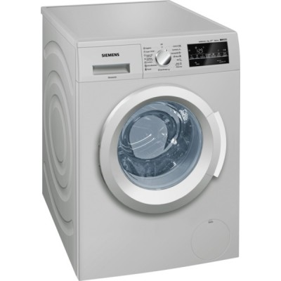 Siemens WM14T46XZA iQ500 8KG Frontloader Washing Machine Inox