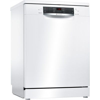 Bosch Serie 4 SMS46MW00Z 14 Place White Freestanding Dishwasher