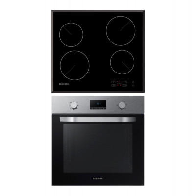 Samsung Electric Oven and Hob with Package 70 L