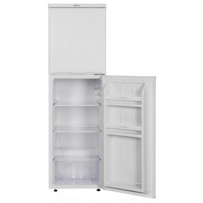 Univa UT185W 176L White Top Freezer Fridge