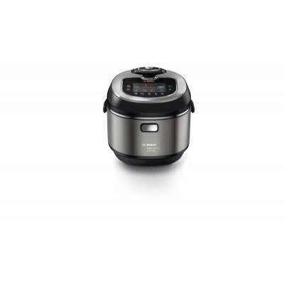 Bosch Multicooker Metallic / Black