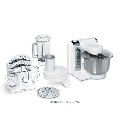 Bosch 600W White Kitchen Machine