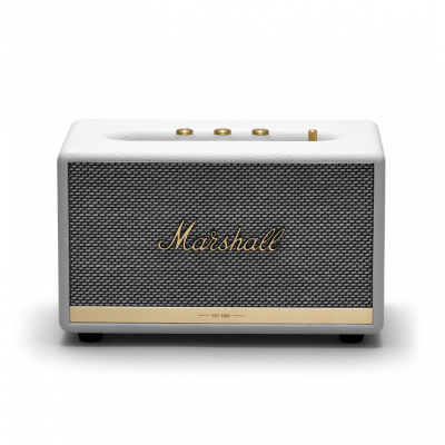 Marshall OZ1476 White Acton II Bluetooth Speaker