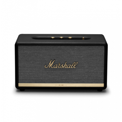 Marshall OZ1478 Black Stanmore II Bluetooth Speaker