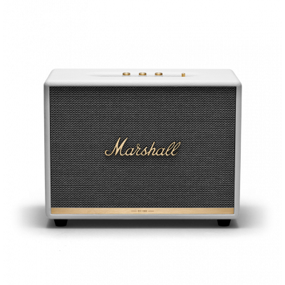 Marshall OZ1483 White Woburn II Portable Bluetooth Speaker