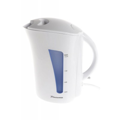 Pineware Black Automatic Corded Kettle