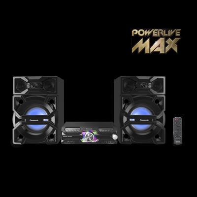 Panasonic SC-MAX3500EK Hi-Fi Mini System