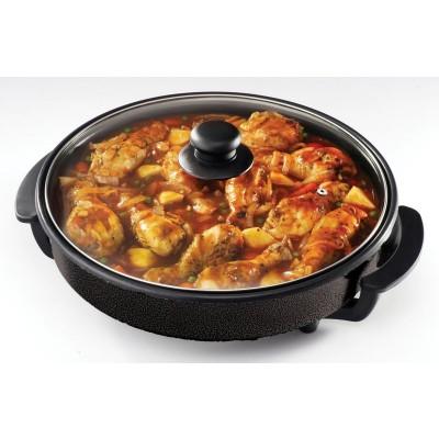 Pineware 853922 40CM Round Electric Frying Pan