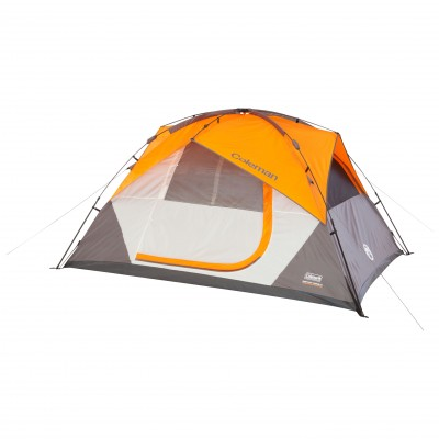 Coleman Instant Dome 5 Man Orange