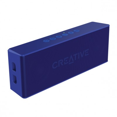 Creative Muvo 2 Bluetooth Speaker Blue