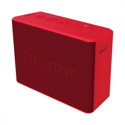 Creative Muvo 2c Bluetooth Speaker Red