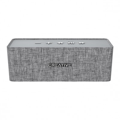 Creative Nuno Bluetooth Speaker Grey