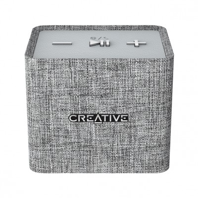 Creative Nuno Micro Bluetooth Speaker Grey