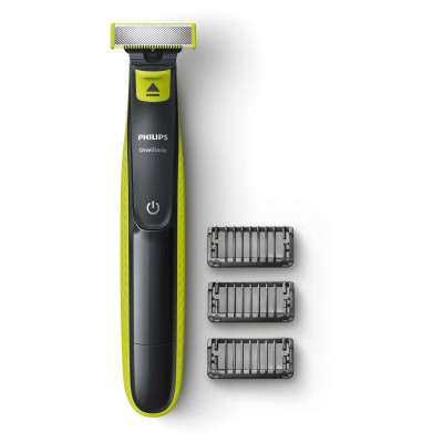 Philips QP2520/20 OneBlade with Three Stubble Combs
