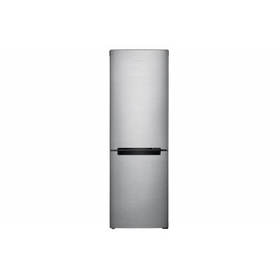 Samsung 308L Metal Graphite Combi Fridge