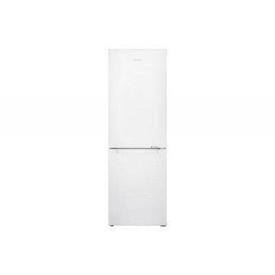 Samsung White 308L Combi Fridge