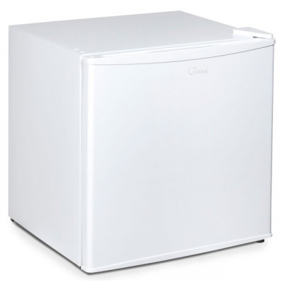 Midea 45L Net A+ Count/Top Bar Fridge White
