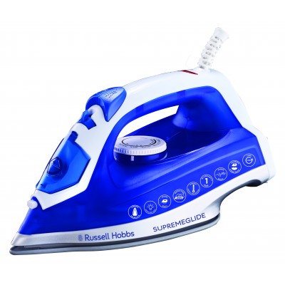 Russel Hobbs Supreme Glide Steam Iron 1600W