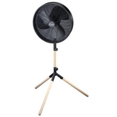 Russel Hobbs Black Pedestal Tripod Fan