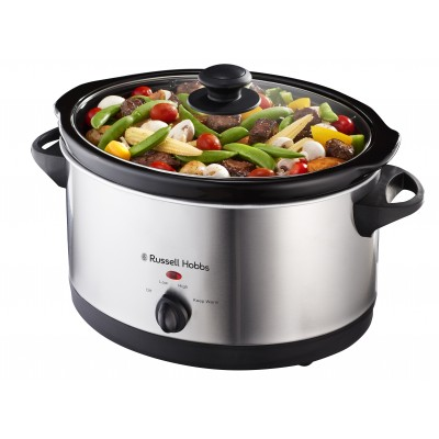 Russel Hobbs 6.5L Oval Slow Cooker
