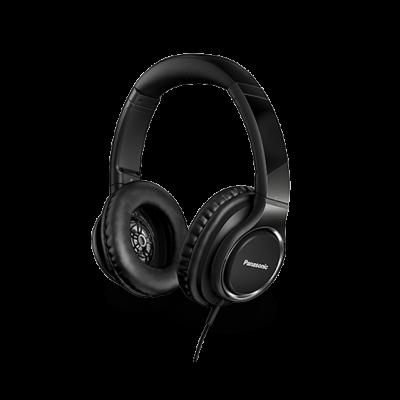Panasonic RP-HD5E-K High Resolution Audio Headphones