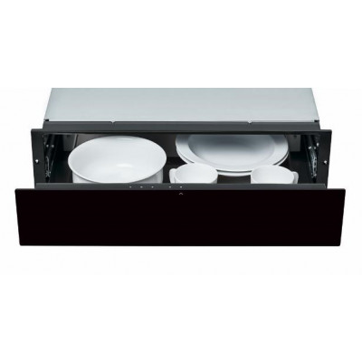 Rosieres Black 14cm Sublime Premium Warmer Drawer