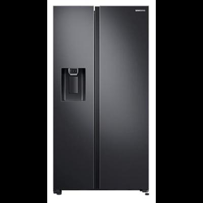 Samsung RS64R5311B4 617L Black Side By Side Fridge