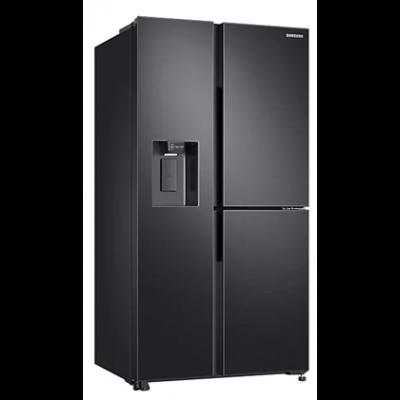 Samsung RS65R5691B4 602L Black 3 Door Side By Side Fridge