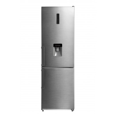 AEG 295L Stainless Steel With Digital Display/Control Combi Fridge